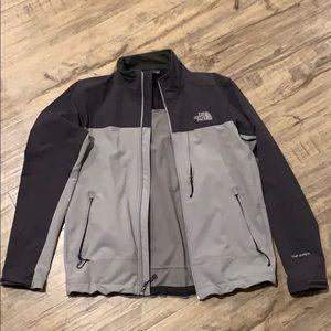 Northface Men's Gray Fleece Jacket